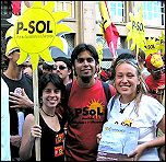 PSOL supporters
