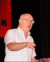 Peter Taaffe, Socialist Party General Secretary