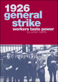 Workers taste power, by Peter Taaffe. Cover pic