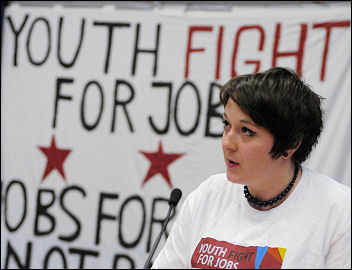 Socialist Party congress 2009, photo Paul Mattsson