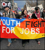 Youth Fight for Jobs marched against the G20 last year