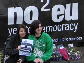 North-West No2EU - Yes to Democracy