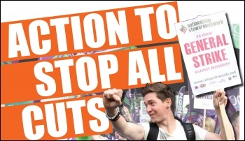 Action to stop all cuts