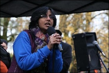 Kshama Sawant, photo Socialist Alternative