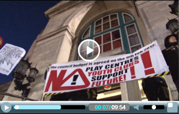 Fight the Cuts! Southampton councillors speak out - TUSC video
