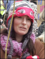 Hull protest against the Bedroom Tax , photo by Lash