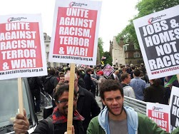 Jobs and homes not racism - stop the BNP! photo S Kimmerle