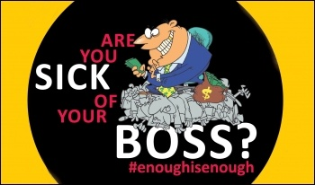 Sick of Your Boss