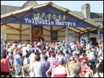 Tolpuddle festival July 2013, photo Matt Carey