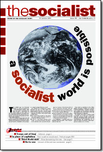 The Socialist issue 366