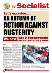 The Socialist issue 779
