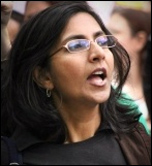 Kshama Sawant, photo by Socialist Alternative