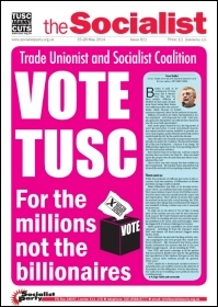 The Socialist issue 811