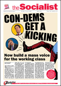 The Socialist issue 812