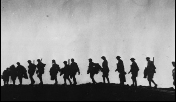 100 years since the Great Slaughter - World War One