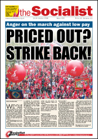 The Socialist issue 830