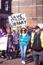 Save Strood library