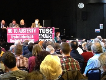 2015 TUSC conference, photo J Beishon
