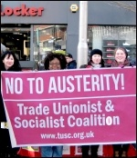 photo Leicester TUSC