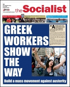 The Socialist issue 863