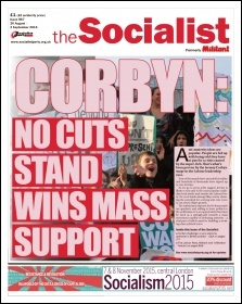 The Socialist issue 867