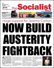 The Socialist issue 869