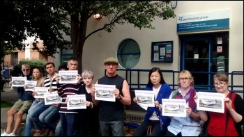 Save our Island Homes, Sept 2015