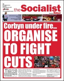 The Socialist issue 871
