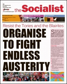 The Socialist issue 874
