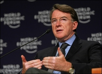 New Labour's arch-right winger Peter Mandelson, photo by Wikimedia Commons (Creative Commons)