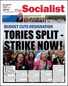 The Socialist issue 894