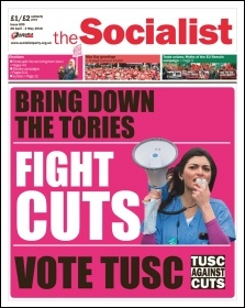 The Socialist issue 899
