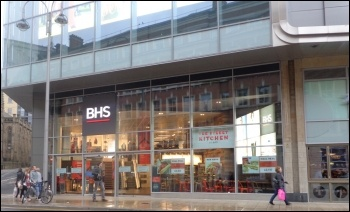 BHS in Leeds, photo Mtaylor848 (Creative Commons)