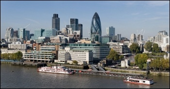 London skyline including City Hall, photo by Diliff (Creative Commons)