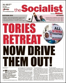 The Socialist issue 901