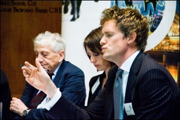 Tristram Hunt MP, the privately educated son of a baron, thinks he has lost touch with the working class, photo by Centre for Cities (Creative Commons)