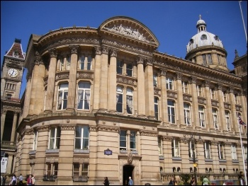 Birmingham Council, photo by Elliott Brown (Creative Commons)