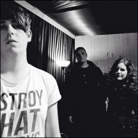Welsh punk three-piece Stay Voiceless