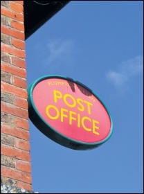 Post Office, photo by grassrootsgroundswell (Creative Commons)