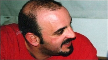 'Carlo Neri' was a police mole in Hackney Socialist Party, east London, between 2001 and 2006