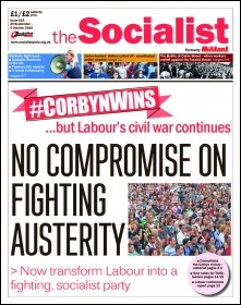 The Socialist issue 918