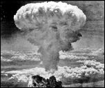 The atomic bombs dropped on Hiroshima and Nagasaki were meant as a warning to Russia - Japan was already suing for peace