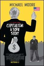 Michael Moore's film: Capitalism: A love story