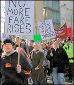 We Want Our Buses Back, photo by Yorkshire SP