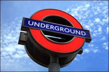 Transport union RMT has won a big victory on the tube - and announced strikes in two other Underground disputes, photo Petr Kratochvil (Creative Commons)