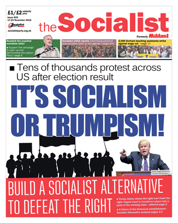 The Socialist issue 925