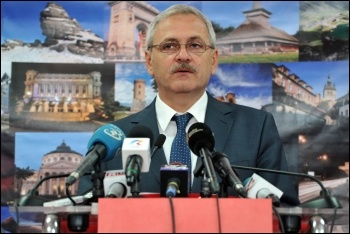 Romanian Social Democrat leader Liviu Dragnea is himself serving a suspended sentence for electoral fraud, photo by Partidul Social Democrat (Creative Commons)