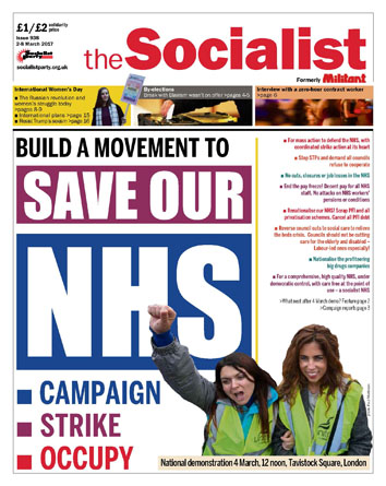 The Socialist issue 938
