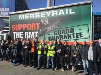Liverpool photo RMT, photo RMT