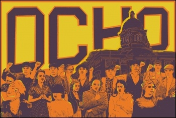 Students from Hull will perform 'Ocho' about women and men's struggle against fascism in Spain